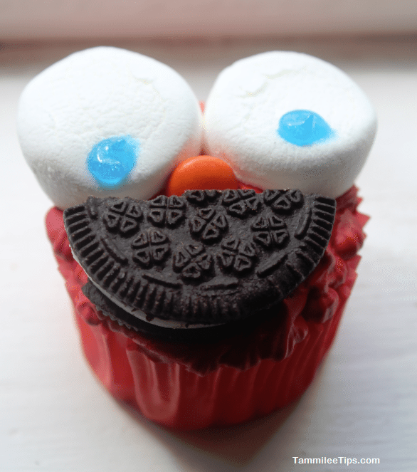 Elmo Cupcakes Large
