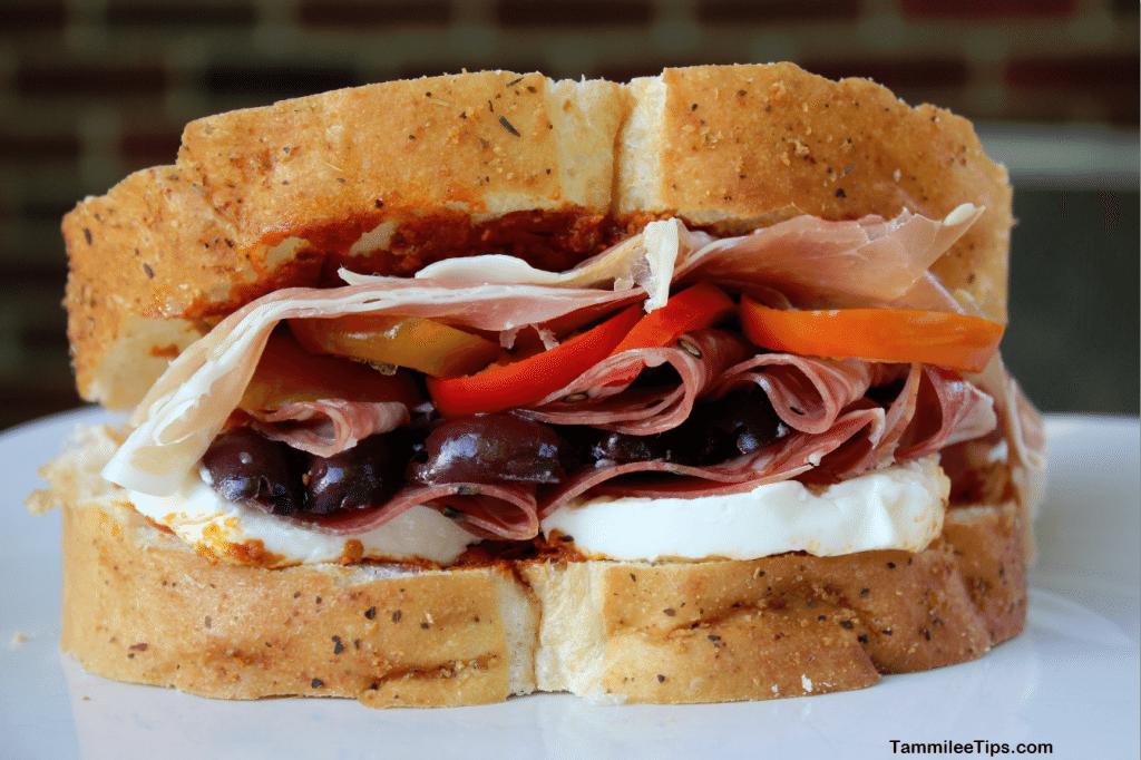 Mezzetta Greek Sandwich