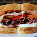 Mezzetta Greek Sandwich