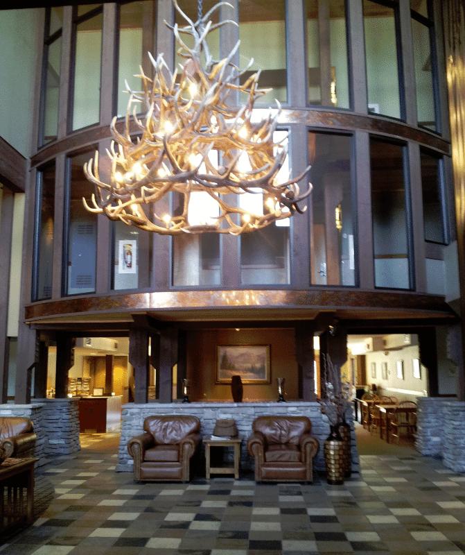 Red Lion Kalispell Lobby