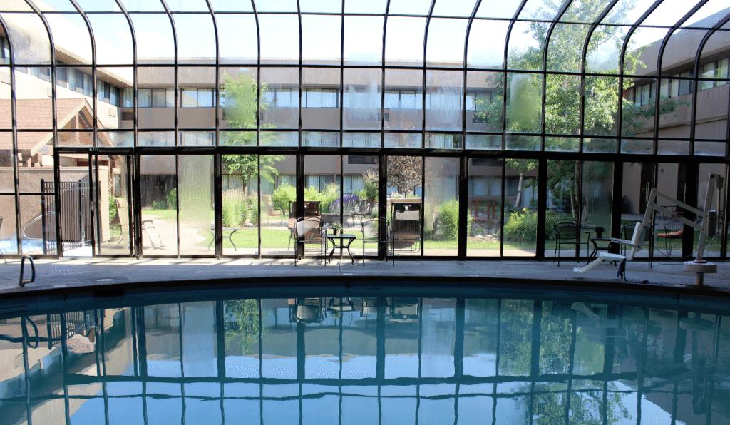 Red Lion Kalispell Pool