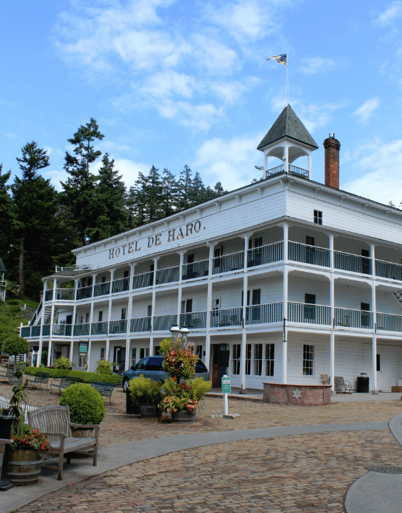 Roche Harbor Hotel De Haro