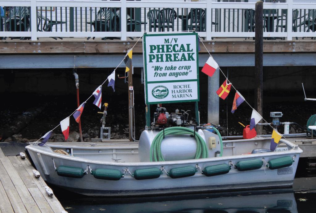 Roche Harbor Phecal Freak