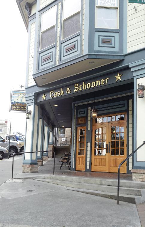 Cask and Schooner