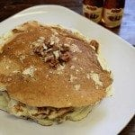 Copy Cat Cracker Barrel Pecan Pancakes 2