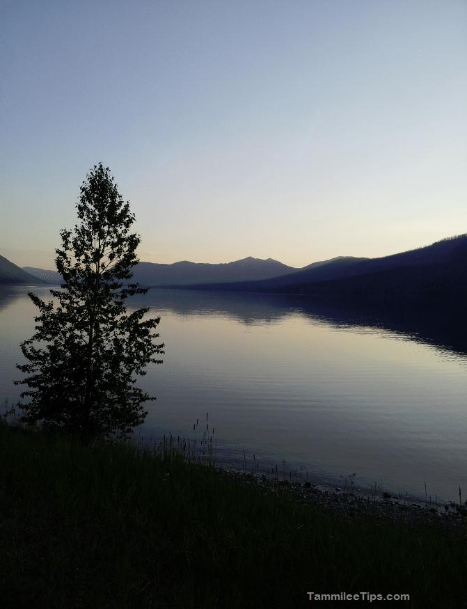 Glacier National Park Lake McDonalds