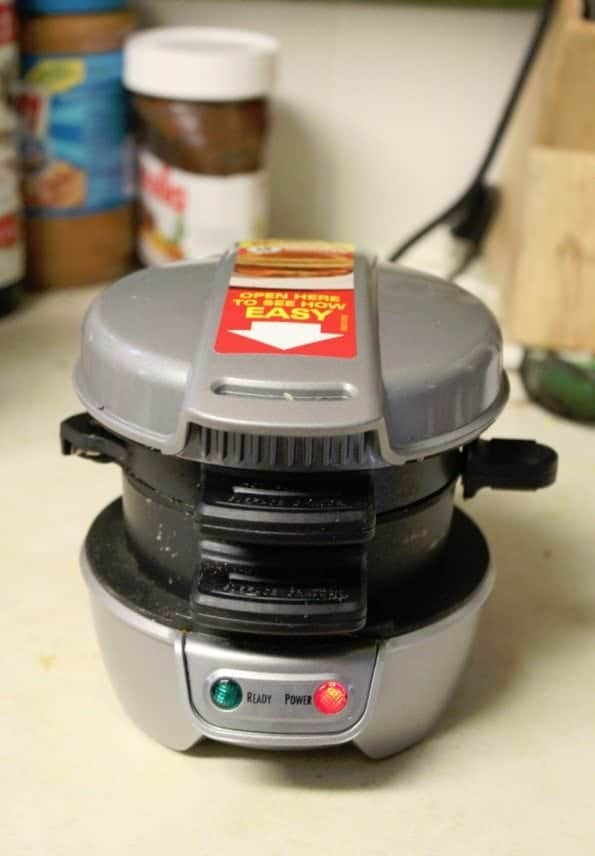 Hamilton Beach Sandwich Maker 1