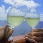 Carnival Breeze Balcony Champagne 3
