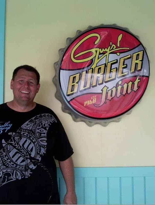 Carnival Breeze Guys Burger Joint