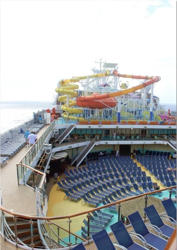Carnival Breeze Mid Ship