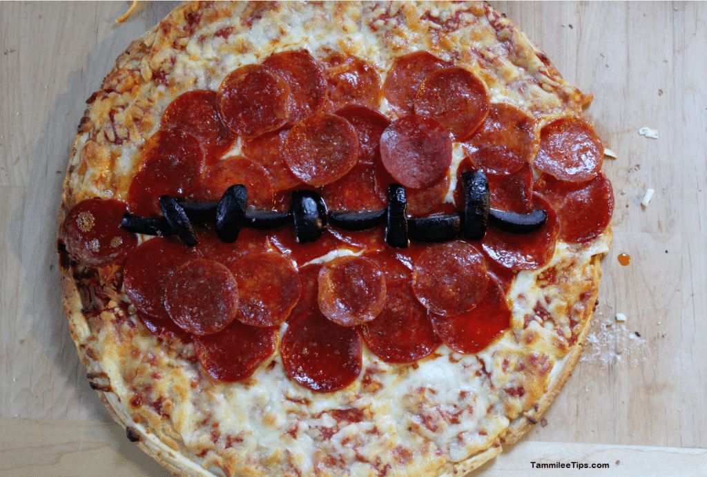 Football Pizzas