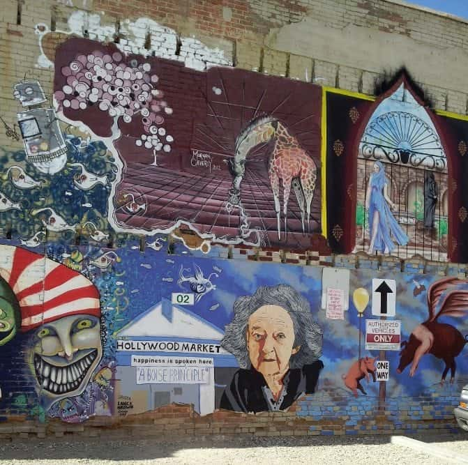 Boise Freak Alley 2