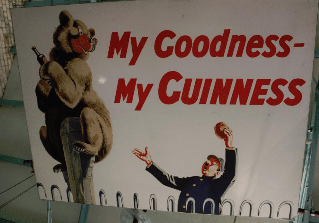Guiness Storehouse Dublin Ad