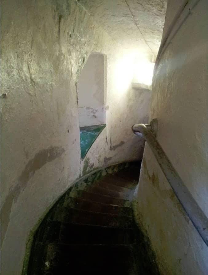 Hook Head Lighthouse Stair well