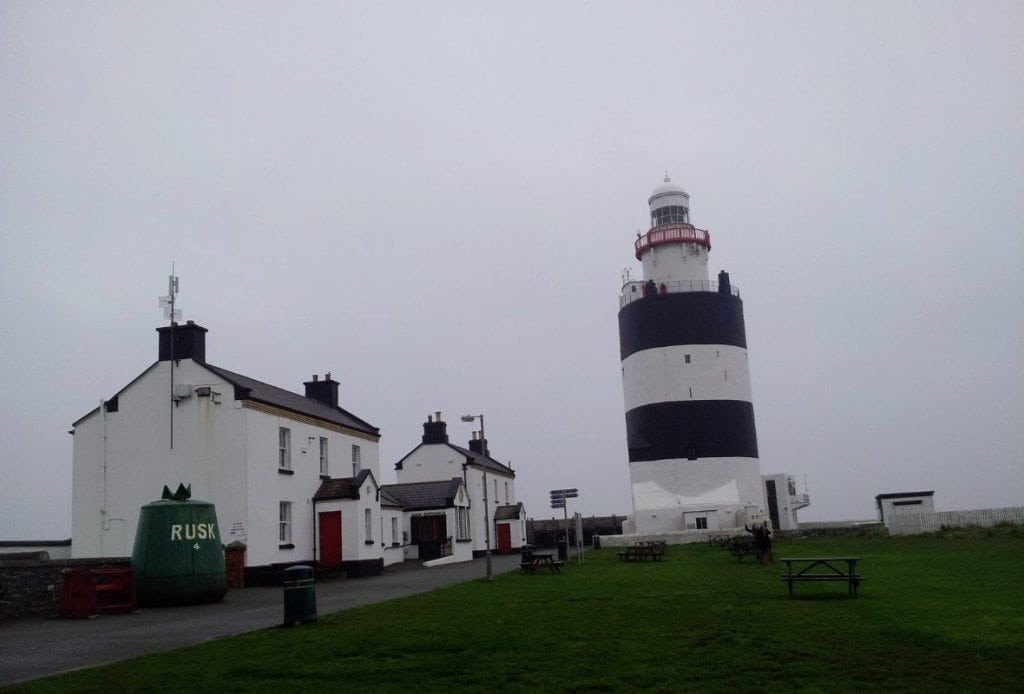 Hook Head Lighthouse overview