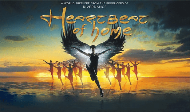 Riverdance Heartbeat of Home takes your breath away!