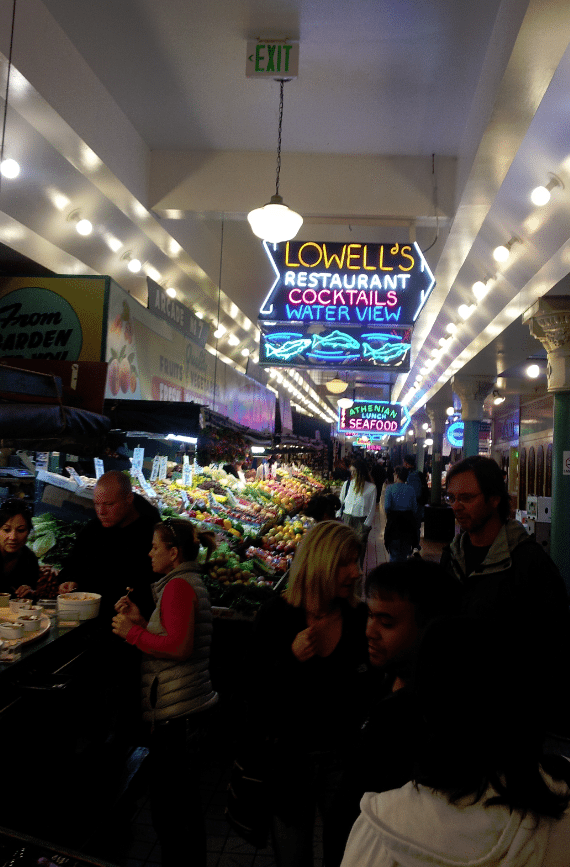 Seattle Pike Place Market 2