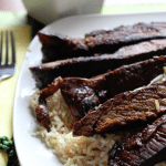 Asian Flank Steak 6
