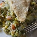 Turkey Pot Pie Recipe
