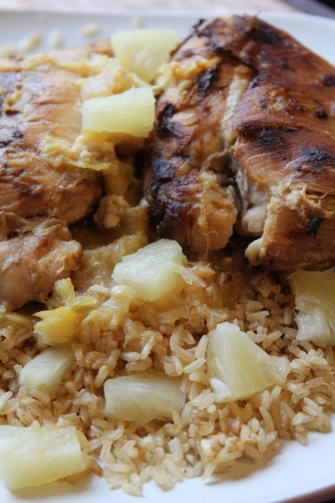 Crock Pot Pineapple Chicken Recipe also known as Crock Pot Hawaiian ...