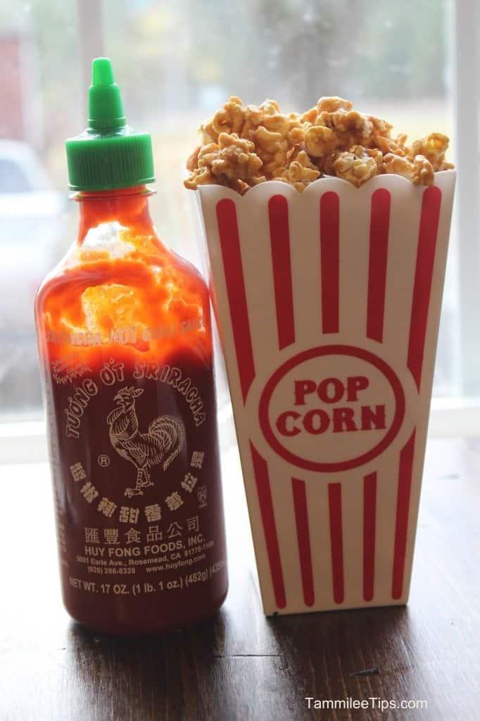 Sriracha Popcorn 4