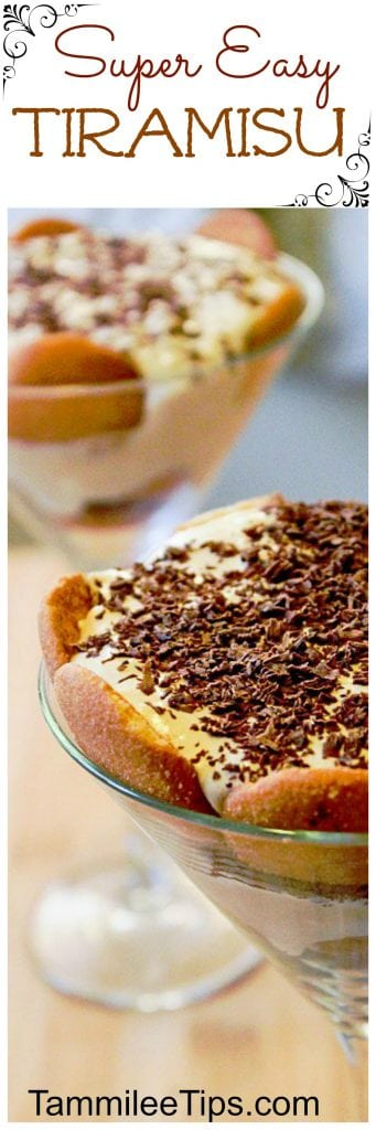 Super easy Tiramisu Recipe perfect for Valentines Day, date night or any night you need a sweet treat. This classic dessert recipe is one of the best sweet dessert recipes