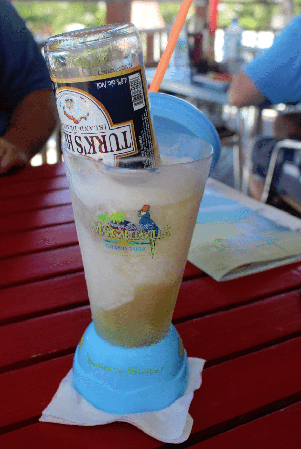 grand turk margaritaville beer ita