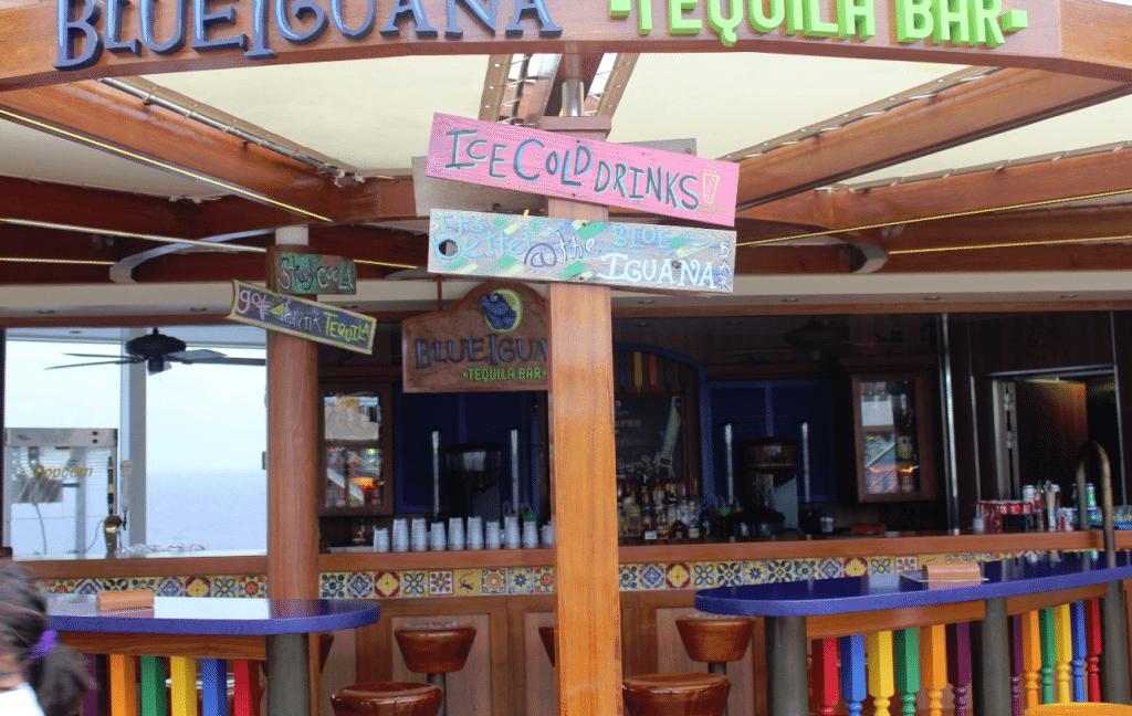 Blue Iguana Tequila Bar 5