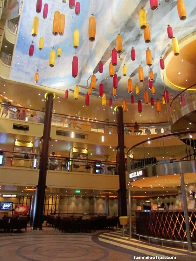 Cucina Del Capitano On The Carnival Breeze Is A Feast For