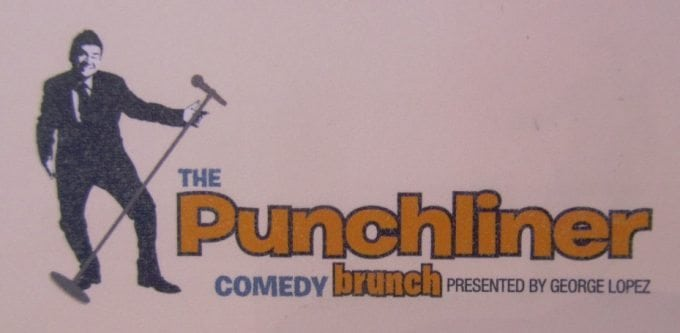 Carnival Breeze Punchliner Comedy Club Brunch
