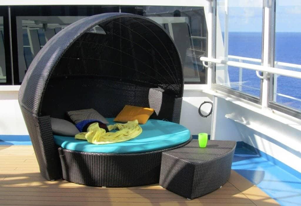 Carnival Breeze Serenity Suite