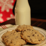 Chocolate Chip Coconut Rum Cookies 3