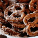 Cinnamon Pretzels Recipe