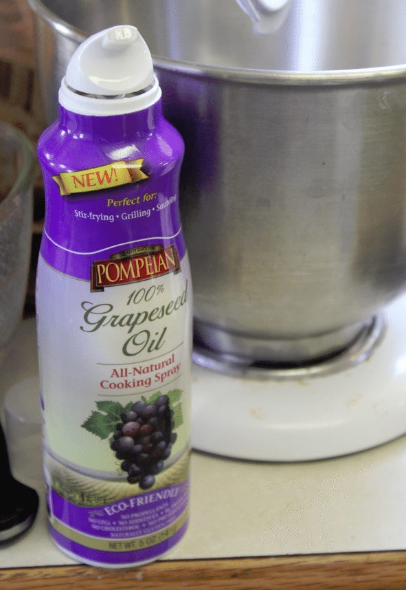 Molasses Cookies Pompeian Grapeseed Oil 6