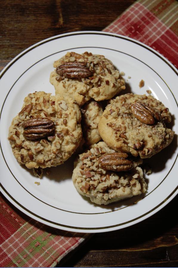 Pecan Cookies 4