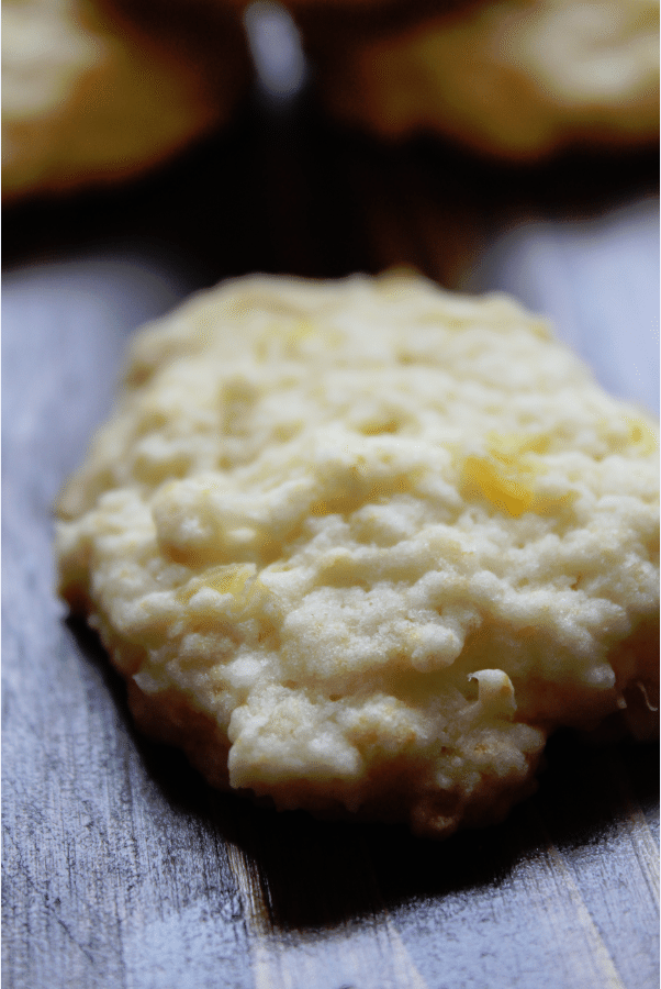 Coconut Pineapple Drop Cookies