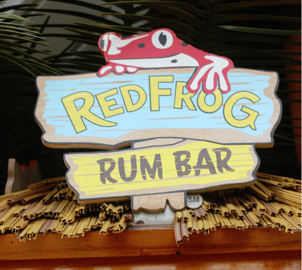 Red frog rum bar 2