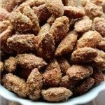 Sweet and Spicy Almonds 4