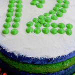 12th Man Cake Go Hawks