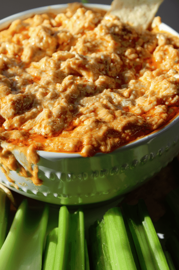 Crock Pot Buffalo Ranch Chicken Dip Tammilee Tips Recipe