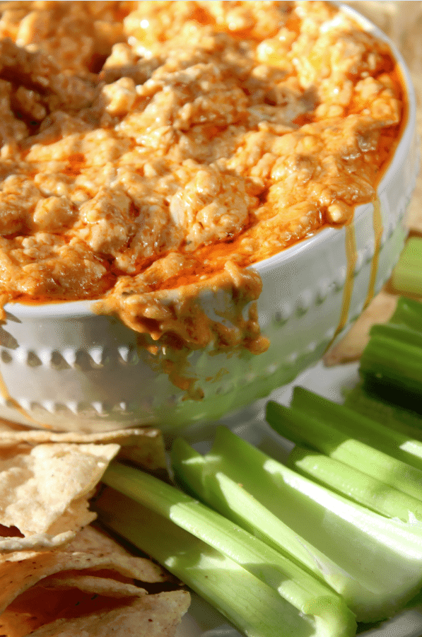 Crock Pot Buffalo Chicken Dip Recipe