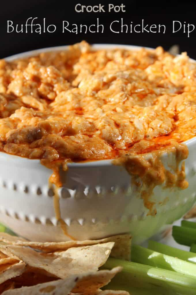 Mar 23,  · Creamy and cheesy Slow Cooker Buffalo Chicken Dip is everyone's favorite dip! This buffalo chicken dip recipe is full of tender chicken, buffalo sauce, ranch, garlic, cream cheese, and cheddar for the ultimate game day or party appetizer! Buffalo Chicken Dip: Buffalo wings are always a hit at any kind of party, potluck, or even just for dinner /5(14).