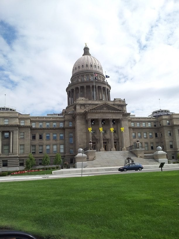 Idaho State Capitol