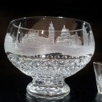 Waterford Crystal Olympic Bowls