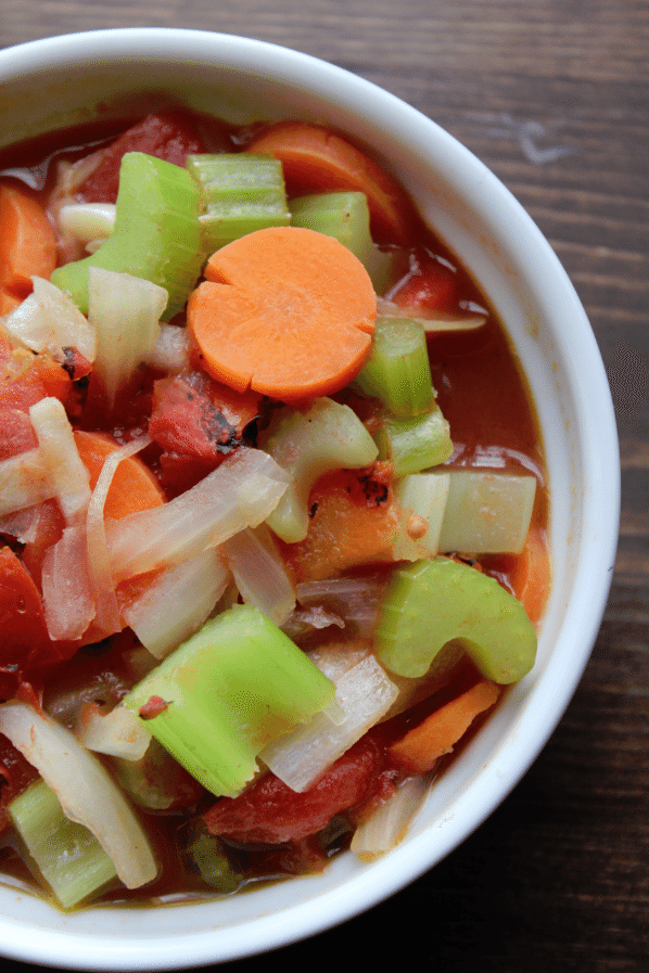 Weight Watchers Vegetable Soup