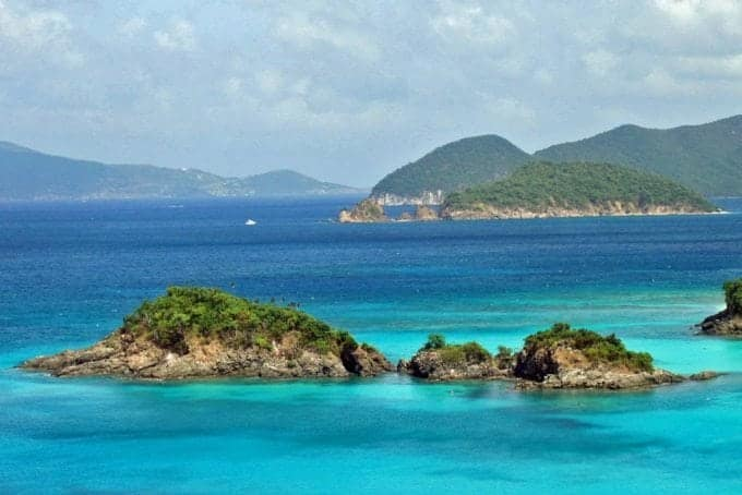 American Paradise Found at Virgin Islands National Park