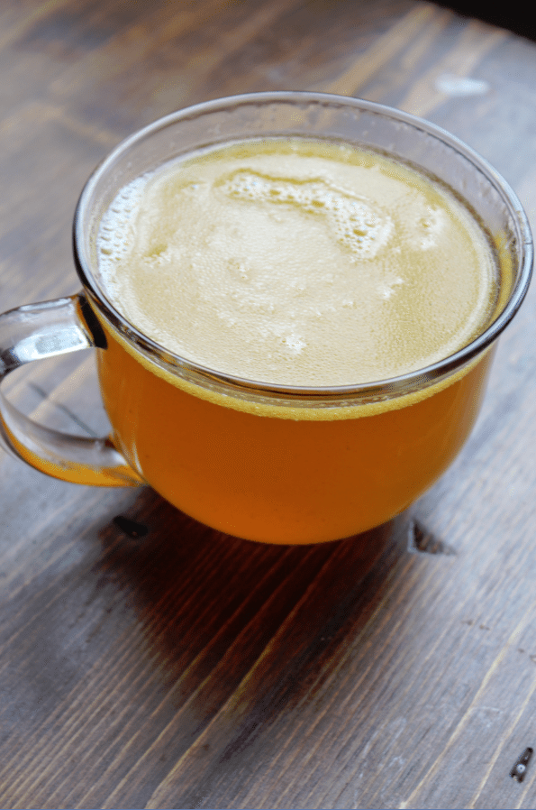 Crock Pot Hot buttered rum 2