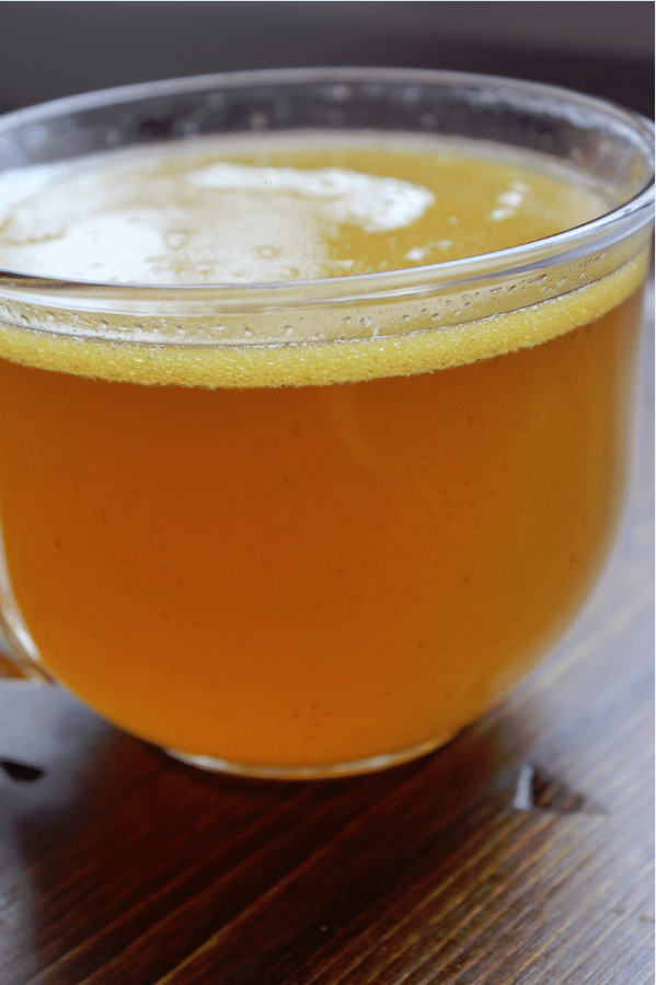 Crock Pot Hot buttered rum