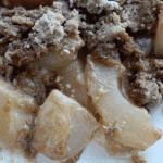 Crock pot Apple Spice Cake Recipe