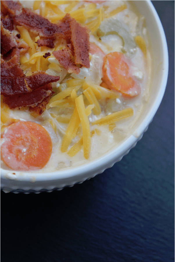 CrockPot Beer and Cheese Soup Recipe